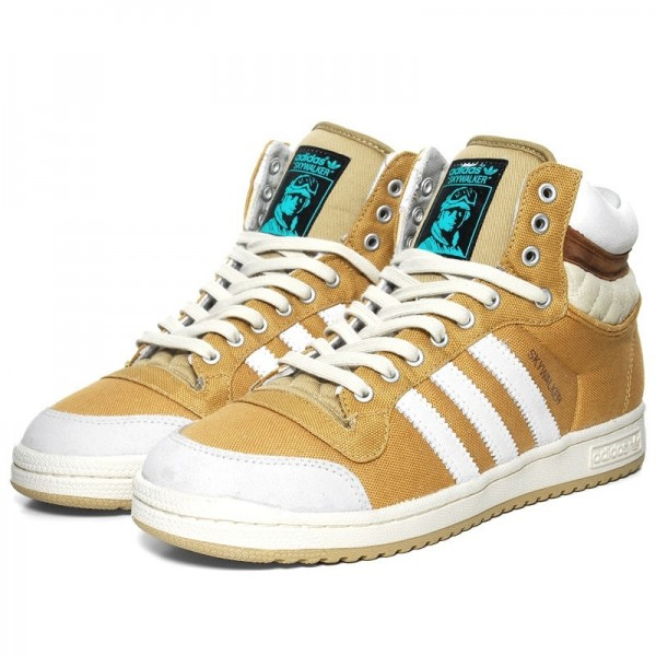 7e59a12d Adidas Originals Top 10 HI x Star Wars Luke Skywalker 9 | Runway Boyz
