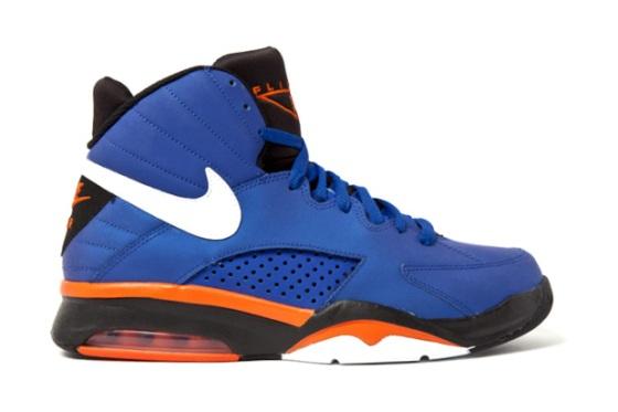 """release date 5d524 de16b Nike Air Flight Maestro Plus """"Knicks"""" via  Sneaker Freaker. Advertisements"""