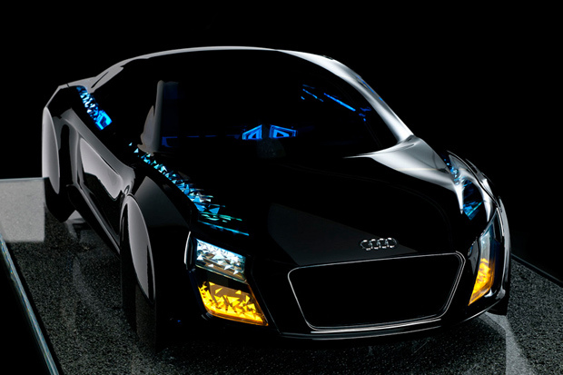 2013 Audi's New Automotive Lighting